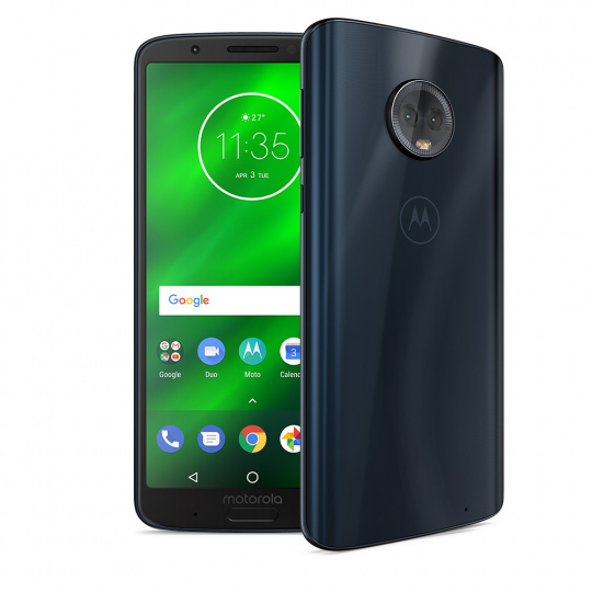 Moto G6 Plus launches in India, price and features