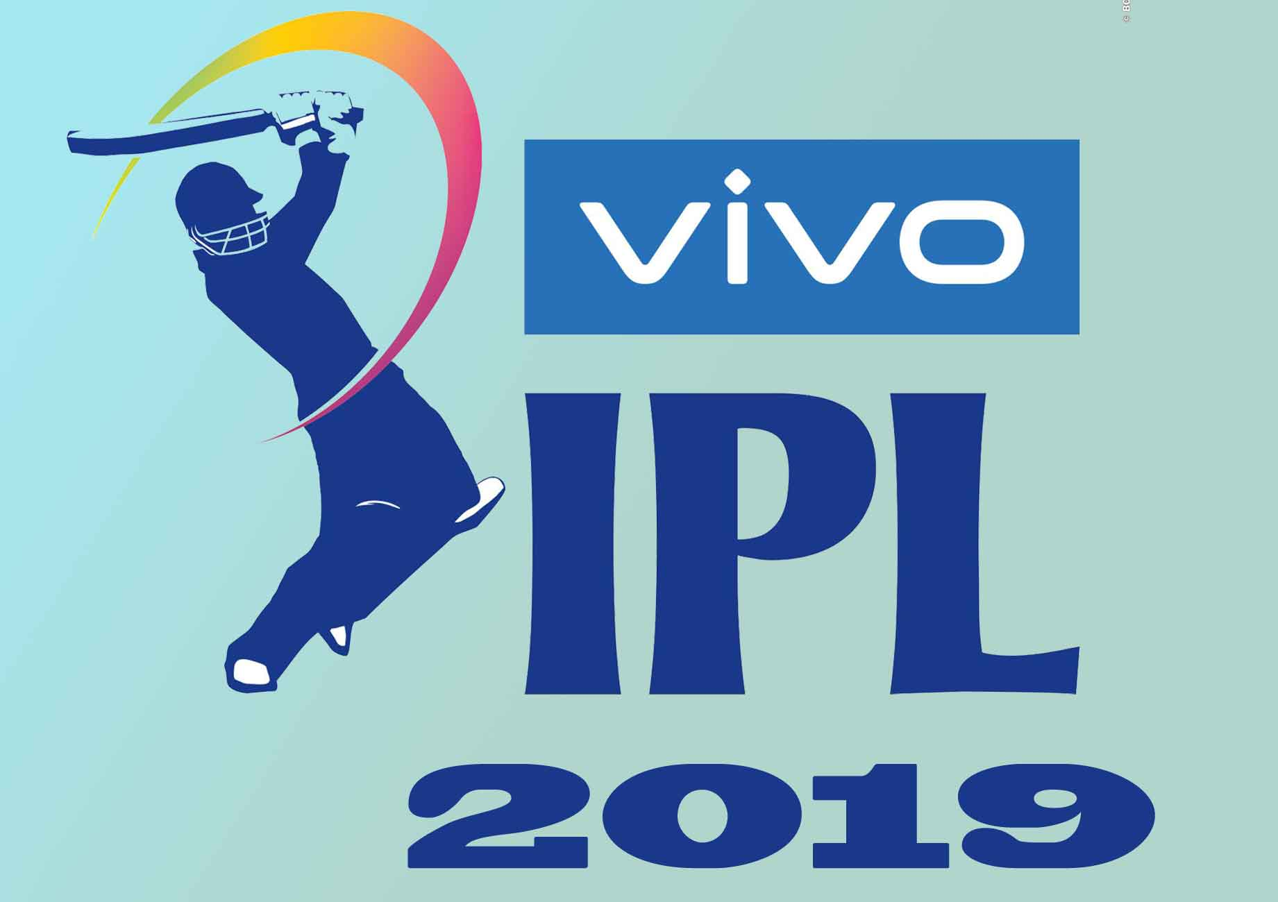 VIVO IPL 2019 Schedule / Time Table